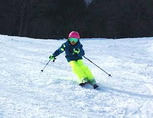 全日本スキー連盟B級公認フリースタイルスキー第2回 NASPAスキーガーデン モーグル競技会