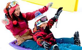 雪上運動会