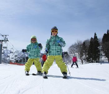 スキースクール   NASPAスキーガ...